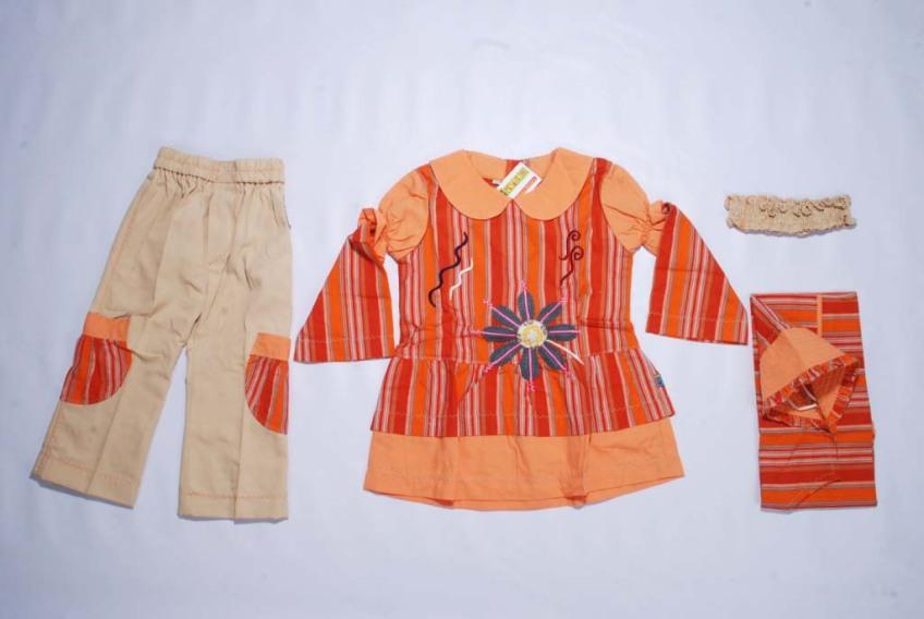 Grosir Baju Muslim Anak BMS190 Merah – Hub. Ibu LALA 081.357.30.8565